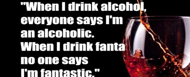 Inconsistency: Alcoholic and Fantastic