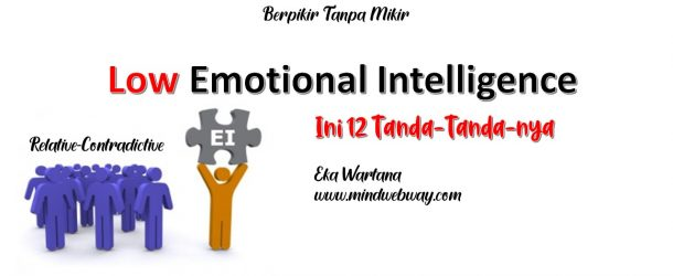 12 Signs of Low Emotional Intelligence
